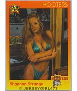 Shannon Strange 1994 Hooters Card #58 - $1.00