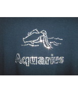 Aquarius Blouse Top Visions Womens 26 28 - $14.00