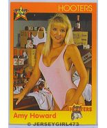 Amy Howard 1994 Hooters Card #69 - $1.00