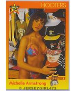 Michelle Armstrong 1994 Hooters Card #83 - $1.00