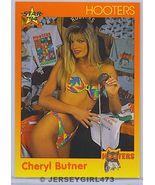 Cheryl Butner 1994 Hooters Card #71 - $1.00