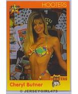Cheryl Butner 1994 Hooters Card #89 - $1.00