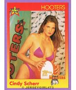 Cindy Scherr 1994 Hooters Card #85 - $1.00