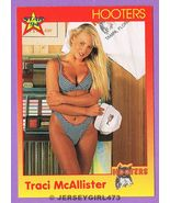 Traci McAllister 1994 Hooters Card #86 - $1.00