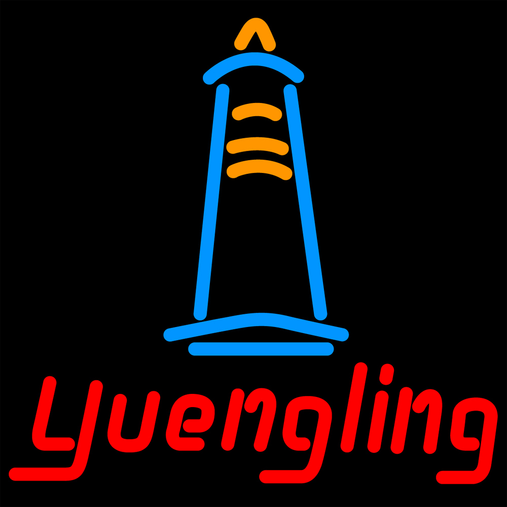 Yuengling Lighthouse Neon Sign and 50 similar items