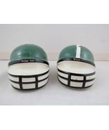Saskatchewan Roughriders Salt and Pepper Shaker Set - Helmets by Wisers - $39.00