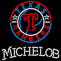 MLB Michelob Texas Rangers Neon Sign - $699.00