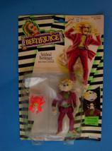 1989 SHOWTIME BEETLEJUICE SPINHEAD & CREEPY COC... - $24.75
