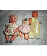 Vintage Baby dolls - 3 Dolls 1950's - $5.00