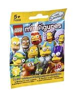 Minifigures The Simpsons Series 71009 Building Kit LEGO - $4.89