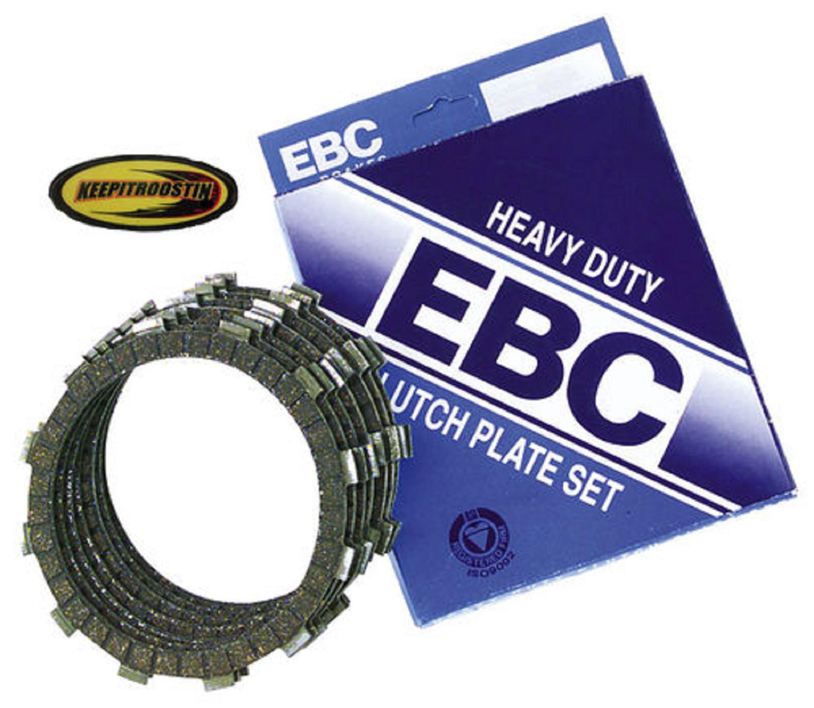 Clutch Plates Ebc for Honda Cr 125 1986-1999 Cr125 125r