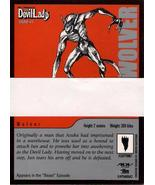 Devilman Lady Set of (4) Promo Art Character Cards * Anime - $4.88