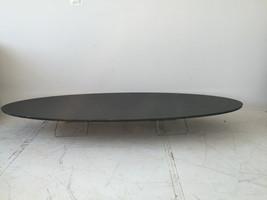 "Original Charles & Ray Eames ETR ""Surfboard"" Elliptical Table Rod Base C... - $995.00"