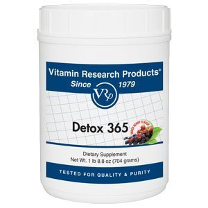 Vitamin Research Products Detox 365 - 704 gm