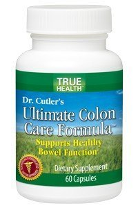 Dr. Cutler's Ultimate Colon Care Formula by True Health