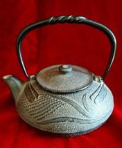 Japanese Dragonflies pattern Tetsubin iron kett... - $147.50