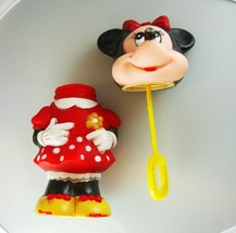 1986 Disney  Minnie Mouse Tootsie Toy Bubble Bl... - $15.00
