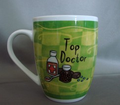 Top Doctor Porcelain Coffee Mug by Histrory and Heraldry - $5.99