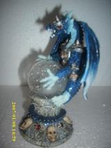 Color-Change Dragon Figurine Blue Plus
