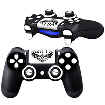 Wild design PS4 Controller Full Buttons skin ki - $10.50