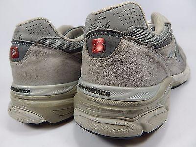 New Balance 990 V 3 Men's Running Shoes Size US 12.5 M (D) EU 47 Gray M990GL3