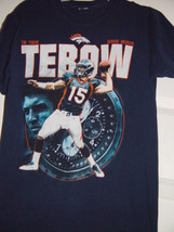 Tim Tebow Denver Broncos T-Shirt Size Small No Tags - $49.00