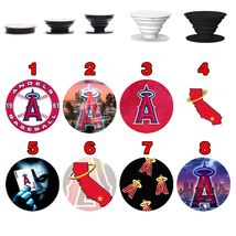 Los Angeles Angels Pop Holder Expanding Stand Grip Mount popsocket LA An... - $12.99
