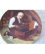 Norman Rockwell Grandpa's Gift Plate - $16.80