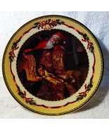 """1998 Lenox Norman Rockwell - Christmas Memories Plate - """"Wishes Come True"""" - $19.00"""