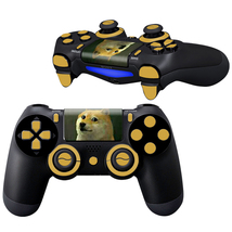 Cute Dog design PS4 Controller Full Buttons skin  - $10.50