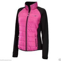New Balance Premium Micro Fleece All-Weather Comfort Stretch Jacket Size 1X - $39.60