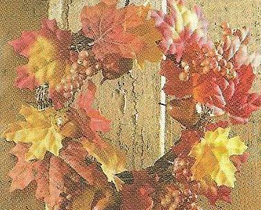 Seasonal Wreath  Change For Seasons