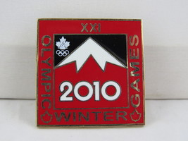 Vancouver 2010 Winter Olympic Pin - Team Canada - Mountain Design - $19.00