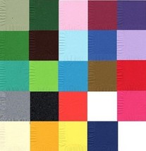 """50 Paper Placemats 10"""" x 14"""" dinner size 26 colors - $6.99"""