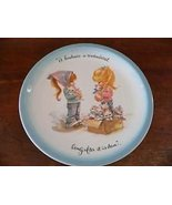 """American Greetings Plate - GIGI - """"Kindness Is Remembered Long After It ... - $18.00"""