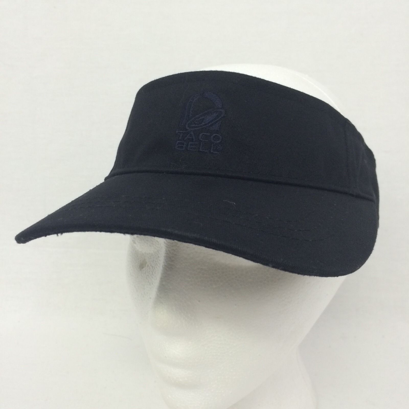 a0ddee020cd Taco Bell Employee Visor Cap Hat Official and 50 similar items. S l1600
