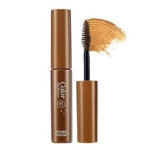 ETUDE HOUSE Color My Brows Mascara 4.5g (#1 RICH BROWN) - $7.99