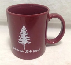 Creekside RV Park in California's High Sierra, Bishop Creek, Coffee/Tea Mug - $14.99