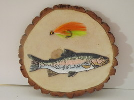 Rainbow Trout Patch Display - $12.00