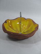 Groovy VTG Treasure Craft Sunshine Happy Yellow... - $25.00