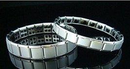 Nano Energy Magnetic Stone Titanium Germanium Bracelet - One Item (Woman)