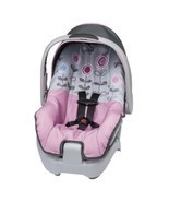 Infant Car Seat New Baby Infant Safety Pink Floral - £78.92 GBP