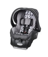 Grey Infant Car Seat New Baby safety Child Base - $142.16