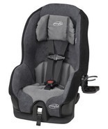 Convertable Car Seat New Grey Child Safety 5-40lbs - $85.59