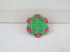 Vancouver Winter Olympic Games Pin - Omega Mexico City Promo pin -Event ... - $17.00
