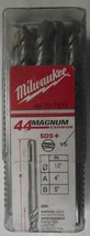 Milwaukee 48-20-7571 1/2 in. x 4 in. x 6 in. SDS+ Rotary Drill Bit 15pcs Germany - $55.44