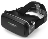 Virtual Reality VR SHINECON 3D IMAX Glasses For Samsung HTC LG iPhone 3.5 -6.0''