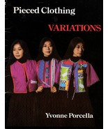 Pieced Clothing Variations by Yvonne Porcella Signed Copy Strip Piecing - $12.95