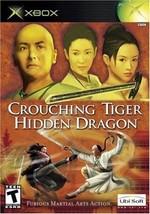 Crouching Tiger, Hidden Dragon - Xbox [Xbox] - $8.90
