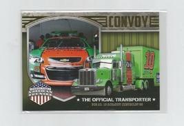 Danica Patrick  2014 Press Pass American Thunder Convoy Card #63 - $4.99